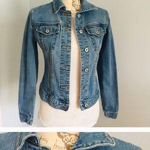 🍁Gap denim jacket